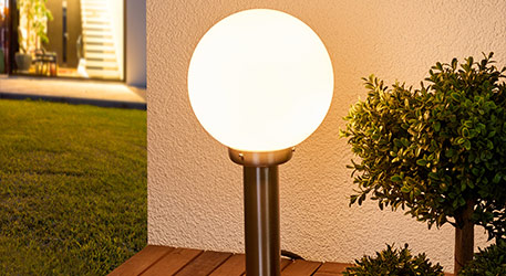 Vous cherchez une lampe ronde et élégante ?