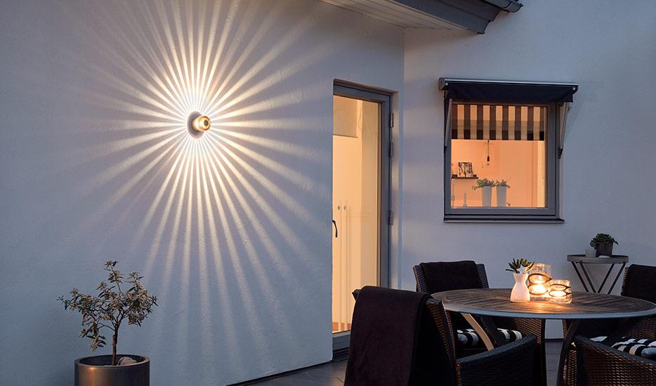 Luminaires LED d'extérieur