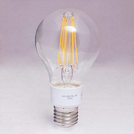 Ampoule LED à filament E27 12 W 827