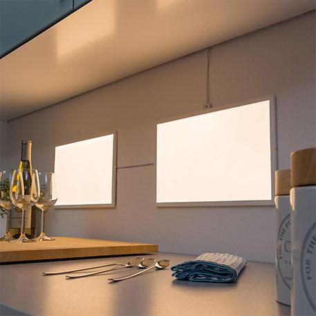 Panneau LED Glow avec commande gestuelle