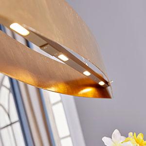 La suspension LED