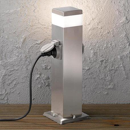 potelet d'extérieur LED