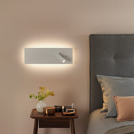 Astro Edge Reader applique LED à liseuse, blanche