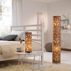 Lampe design pour chambre