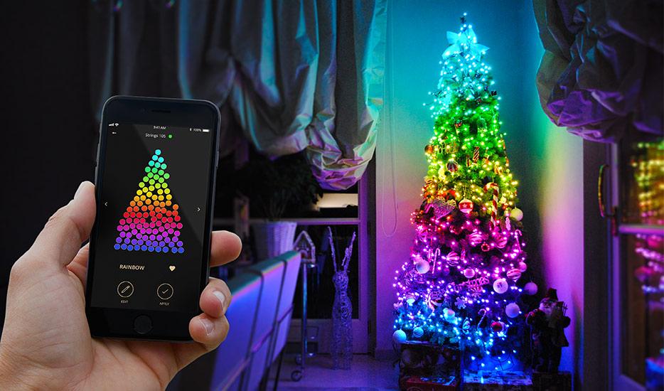 Twinkly Rainbow