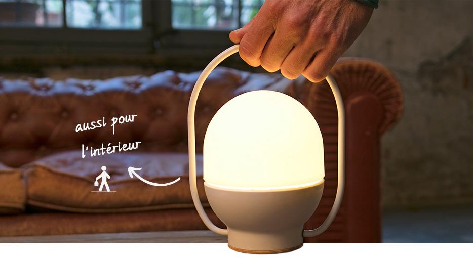 Idées d'éclairage nomade