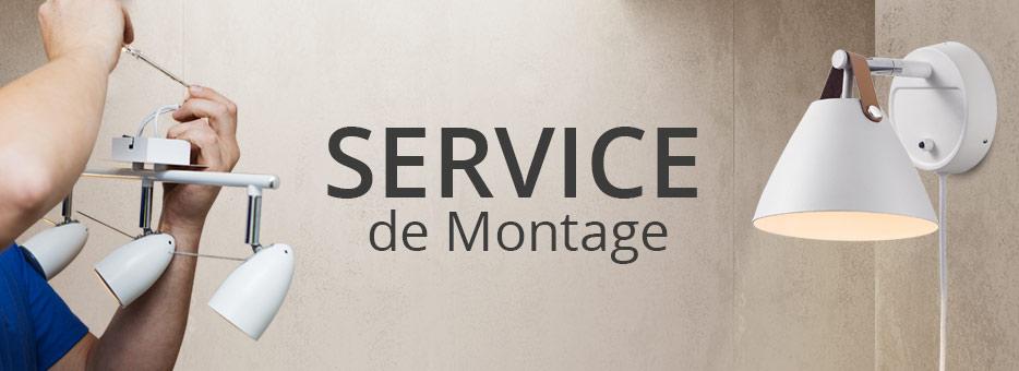 Service de Montage
