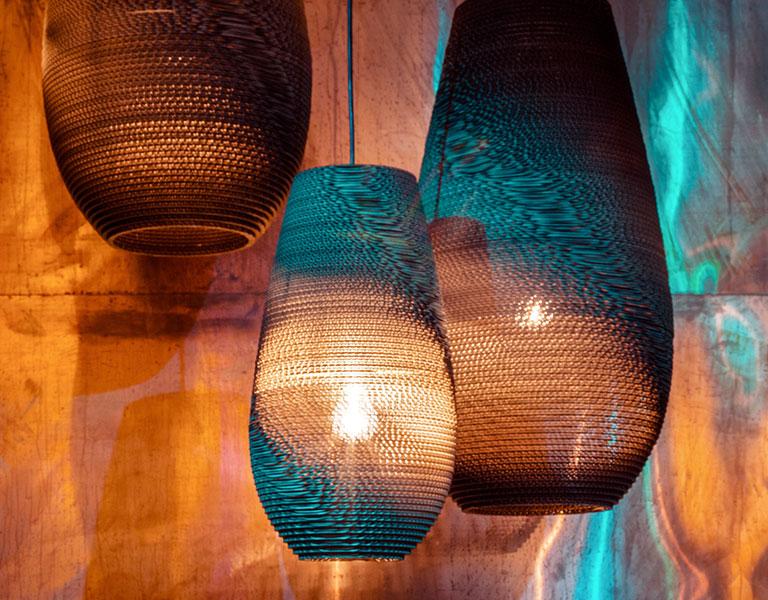 Éclairage durable
