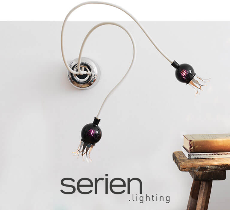 Serien Lighting - S'inspirer