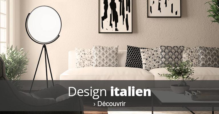 Luminaires de design italien
