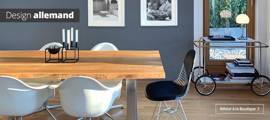 Design allemand et Bauhaus