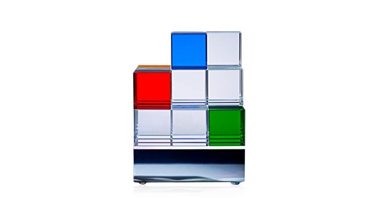 TECNOLUMEN Cubelight CL1 lampe à poser