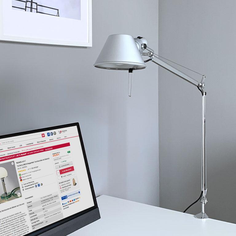 Lampe Tolomeo Artemide