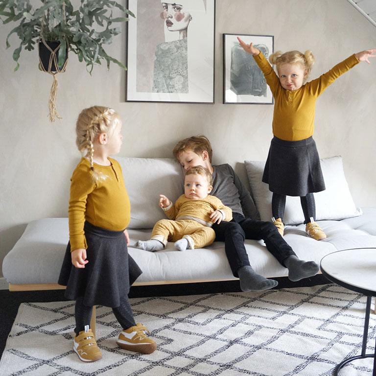 Famille enfants Camilla Bisgaard Vendelbo