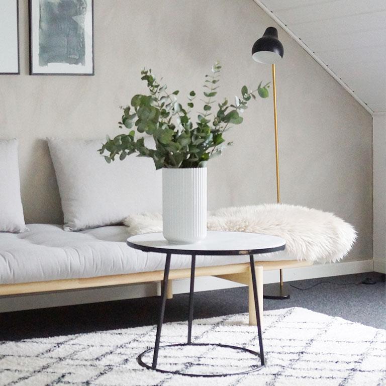Lampadaire design VL38 par Louis Poulsen