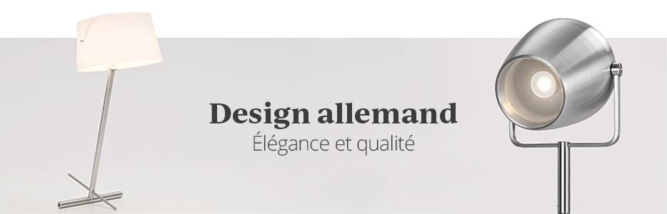 Luminaires de design allemand