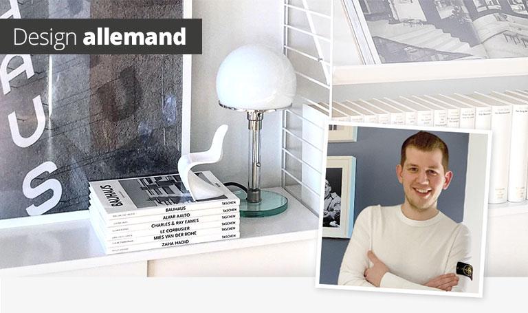 Histoire d'intérieur design allemand - Lukas E.