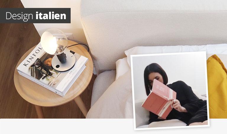 Histoire d'intérieur design italien - Valentina Contrasti