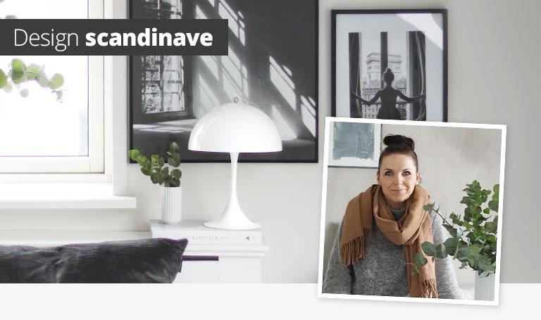 Histoire d'intérieur design scandinave - Camilla Bisgaard Vendelbo