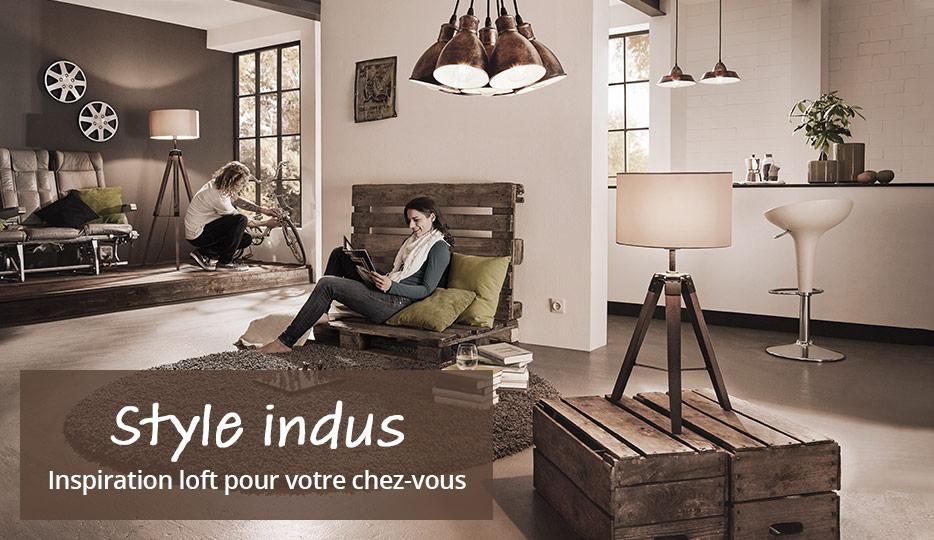 Lampes industrielles & Luminaires industriels |