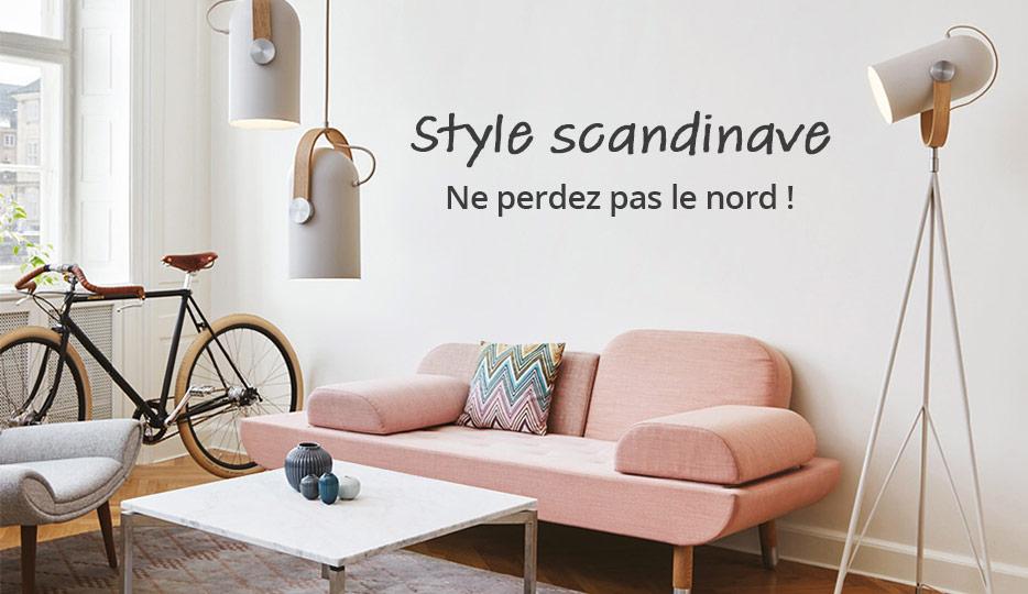 Design scandinave - ne perdez pas le Nord !