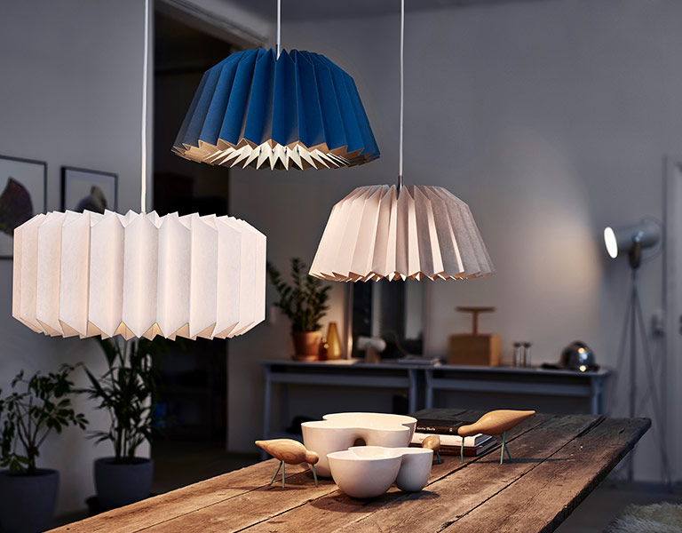 Suspensions style scandinave