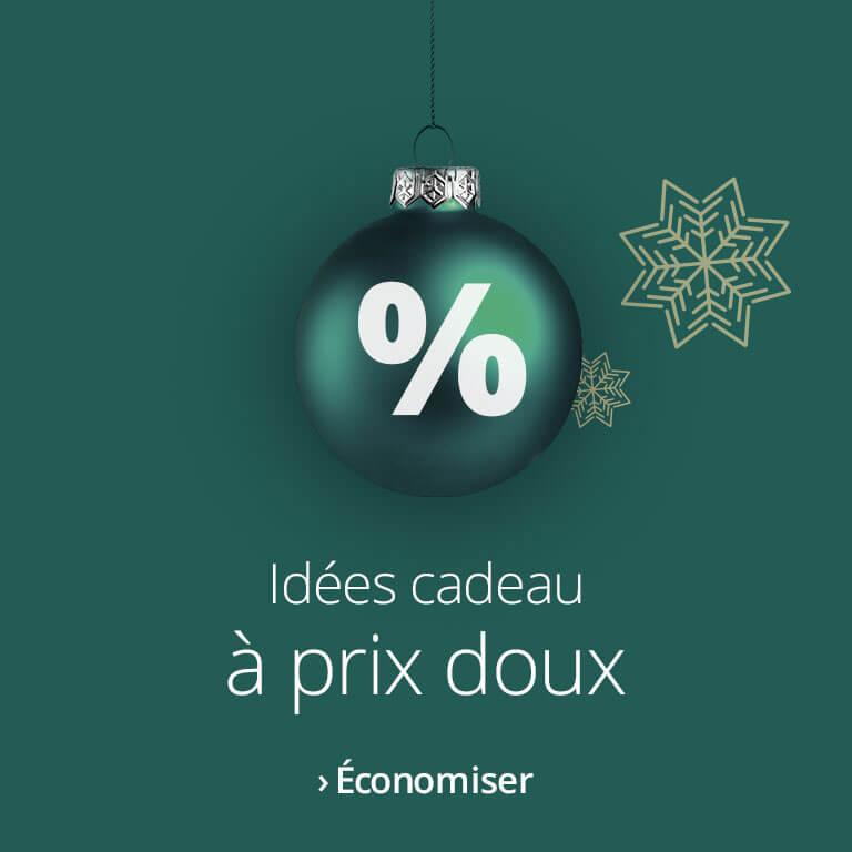 Idées cadeau à moins de 50 €