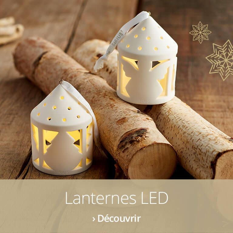 Lanternes LED