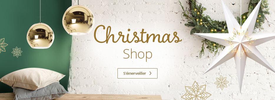 Christmas Shop Luminaire.fr