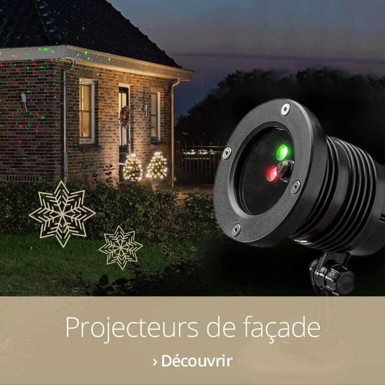 Projecteurs pour façade