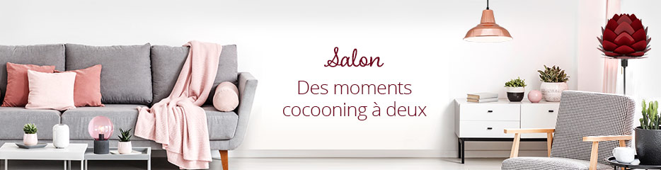 Salon | Des moments cocooning à deux