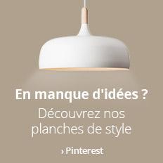 Les semaines du style : style scandinave sur Pinterest