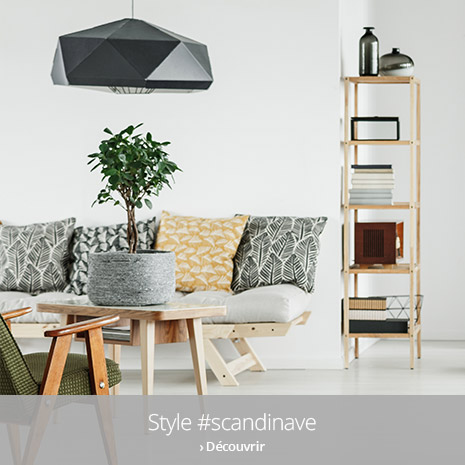 Les semaines du style : style scandinave